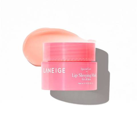Laneige Ночная ягодная маска для губ Lip Sleeping Mask Berry, 3 гр