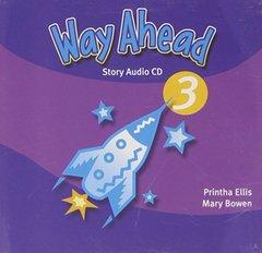 New Way Ahead 3 Story Audio CD x2 !!