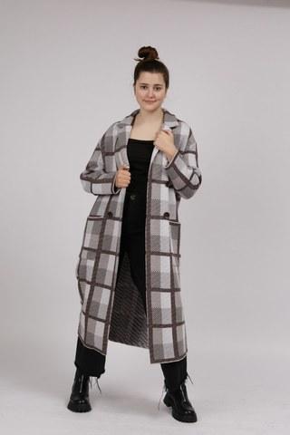 VIS-21454J Пальто
