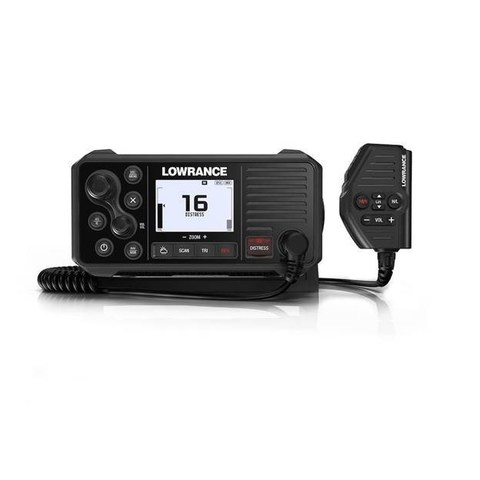 Морская бортовая радиостанция Lowrance VHF MARINE RADIO LINK-9 DSC, AIS-RX