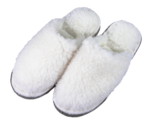 Тапочки домашки 5801533 - белый