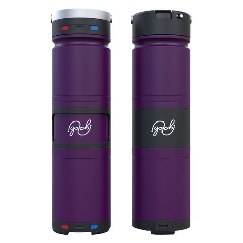 Golchi 2-in-1 Bottle, classic purple