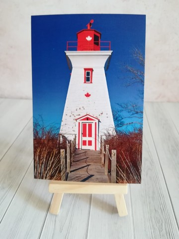 Канадский маяк