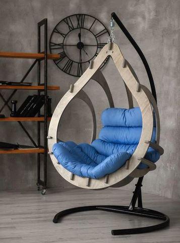 Подвесное кресло Каппуло Туманный лес PK03