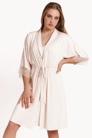 Элегантный утренний халат LISCA ROSE 23302