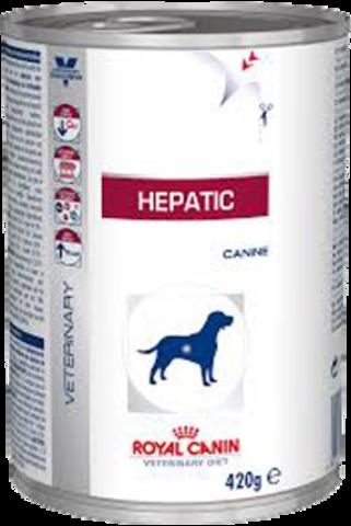 Royal Canin HEPATIC для собак при заболеваниях печени