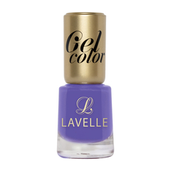 LGC-008 лак для ногтей GEL COLOR тон 008 сине-фиолетовый 12мл