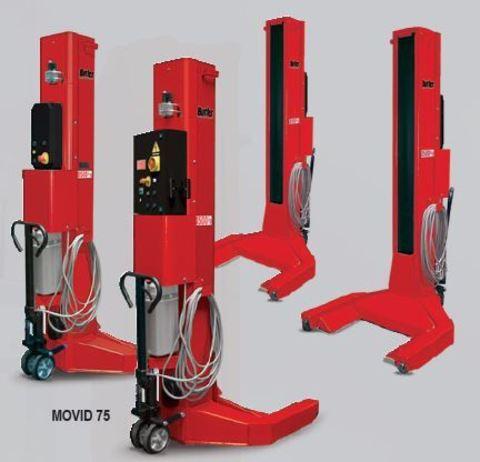 Подъемники электрогидравлический передвижные колонные MOVID 75H 6шт, BUTLER