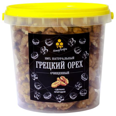 Грецкий орех очищенный HoneyForYou, 450 грамм