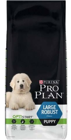 18 кг. PURINA PRO PLAN Сухой корм для щенков крупных пород с курицей Puppy Large Breed Robust Opti Start