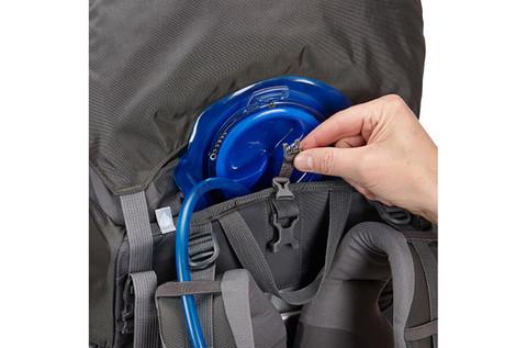 Картинка рюкзак туристический Thule Guidepost 75L Синий/Тёмно-Синий - 11
