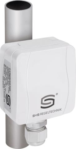 Датчик температуры накладного типа S+S ALTF02 NTC10K