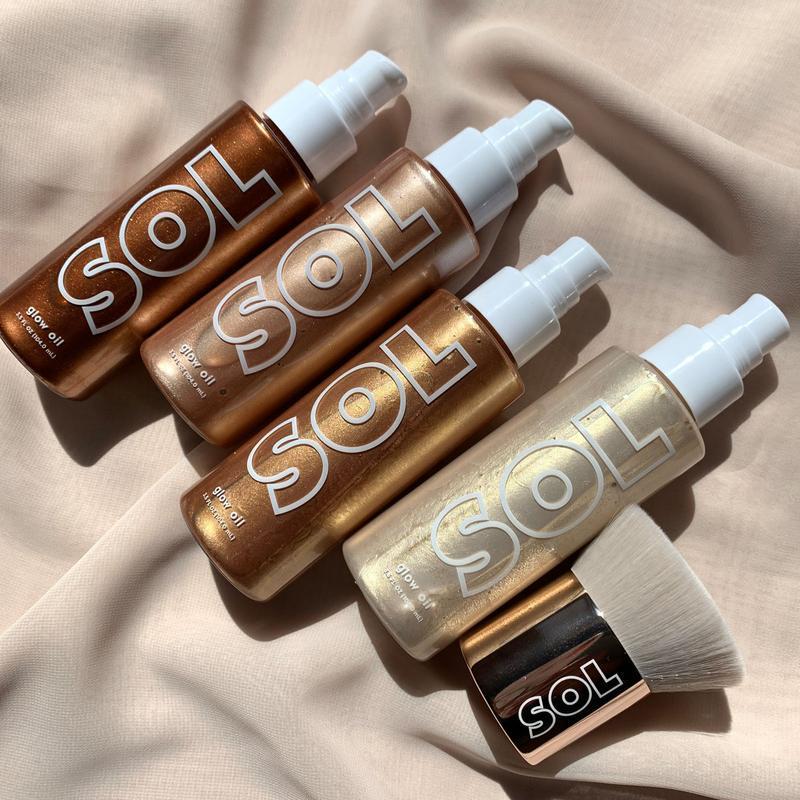 ColourPop SOL BODY Glow Oil