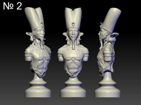 Силиконовый молд Шахматная  фигура Король ( поштучно)