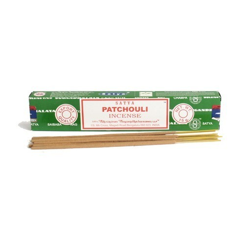 Индийские палочки Satya Patchouli