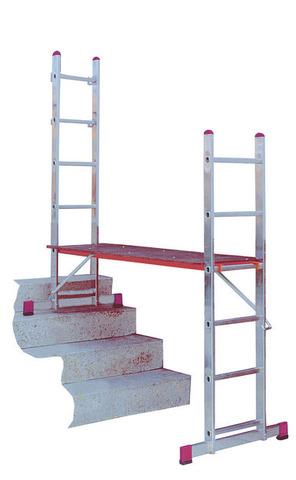 Малые лестничные подмости 2х7, раб. высота 3 и 4,0 м