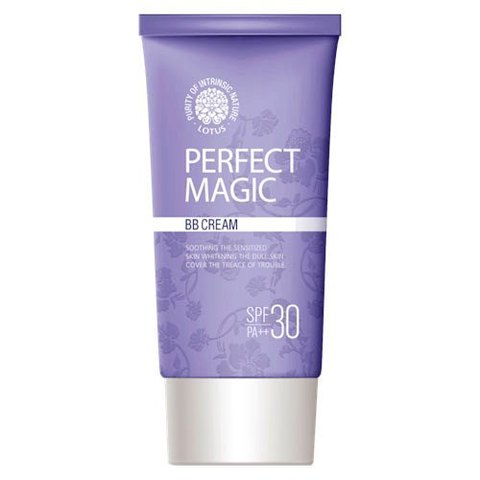 Lotus Perfect Magic BB Cream