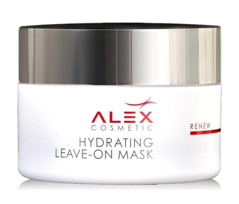 Увлажняющая крем-маска