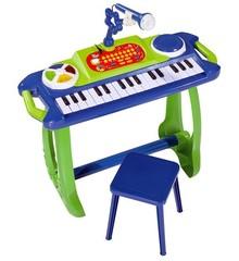 Simba Синтезатор на подставке и стульчик (6838886)
