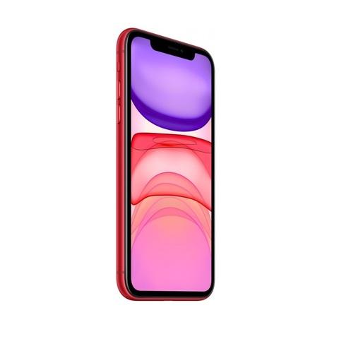Смартфон Apple iPhone 11 128GB Red (красный)  -РОСТЕСТ-