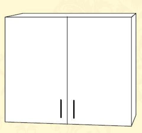 Империя П 800 Шкаф верхний