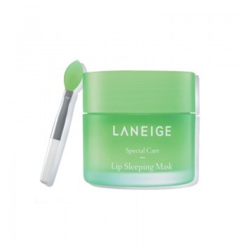 Ночная восстанавливающая маска для губ (яблоко и лайм) 20 гр Laneige Lip Sleeping Mask (Apple Lime) 20 g