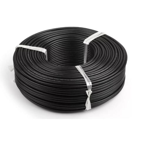 ВЧ кабель SCALAR RG-213 C/U  BC\TCCA PVC Black