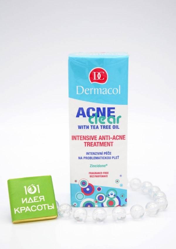 Dermacol Acneclear Интенсивный локальный уход за проблемной кожей, 15мл