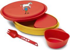 Набор туристической посуды детский Primus Meal Set Pippi Red