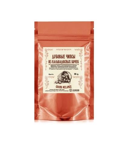 Дубовые чипсы «Кальвадосные», 100 гр