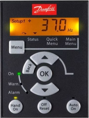 Панель управления LCP 11 (132B0100) без потенциометра для FC-051