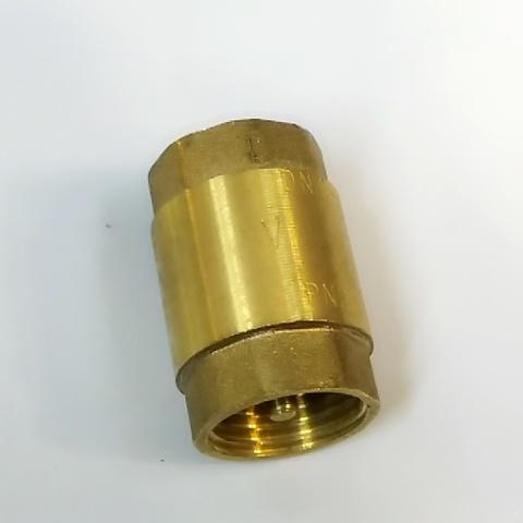 Обратный клапан  1/2 с латунным штоком SD PLUS