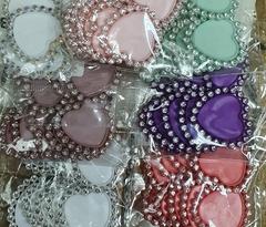 Основа-рамка для кабошонов со стразами пластиковая