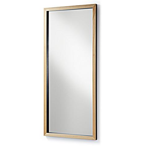 Зеркало Drop 78x178 черное