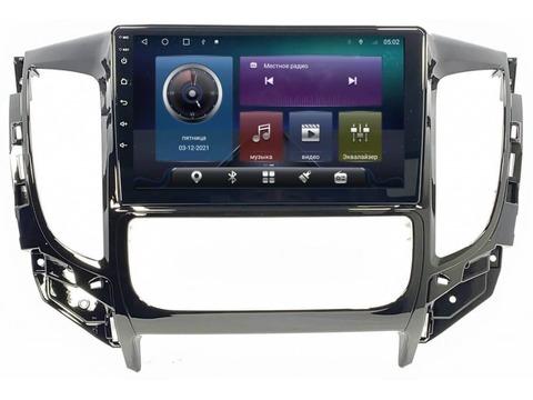Магнитола для Mitsubishi L200 (15-18) Android 10 4/64GB IPS DSP 4G модель CB-2270TS10