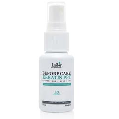 Спрей для волос La'dor Before Keratin PPT для питания защиты и разглаживания 30 мл