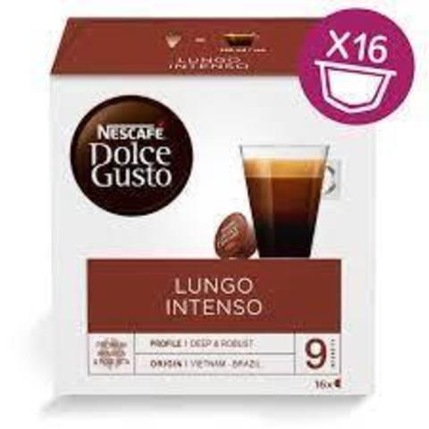 Кофе в капсулах Nescafe Dolce Gusto Lungo INTENSO (16 капс.)