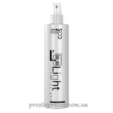 BBcos Ecolight Hair-Spray - Экологический мягкий лак для волос (без газа)
