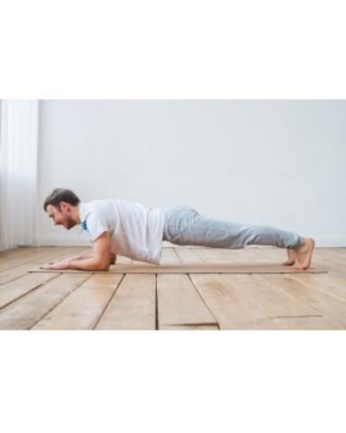 Пробковый коврик для йоги Fantasy 183*61*0,3 см