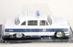 Checker Marathon Police Exeter USA 1:43 DeAgostini World's Police Car #35