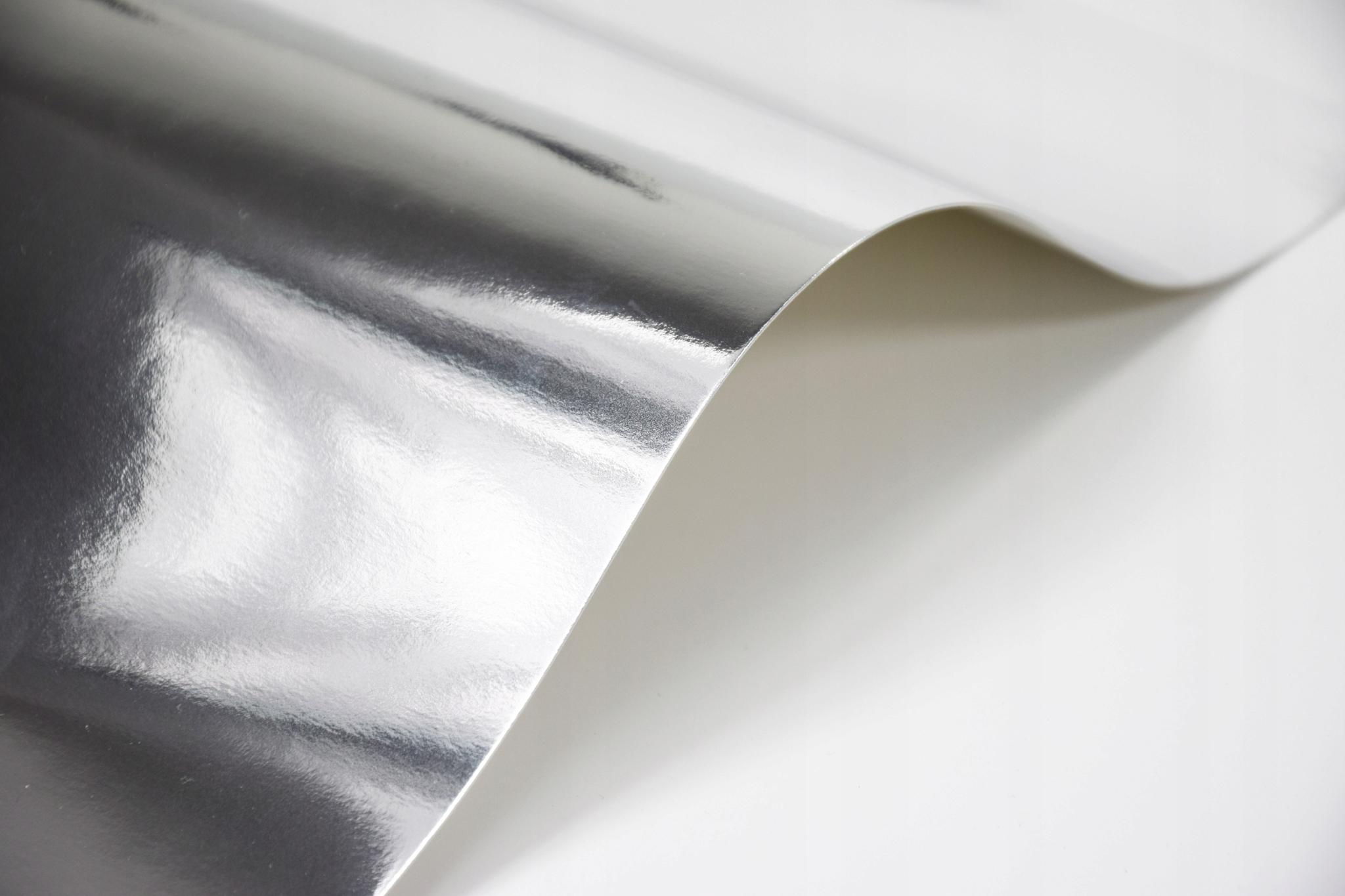 Бумага зеркальная Splendorlux Mirror железо
