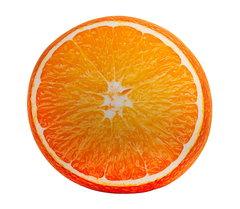 Подушка декоративная Gekoko «Апельсин» 1