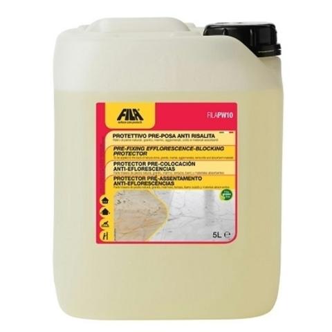 Fila PW 10/Фила ПВ 10 Защитная пропитка для камня, перед кладкой против соли и впитывания грязи