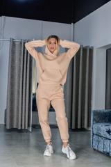 Утепленный флисовый спортивный костюм интернет магазин
