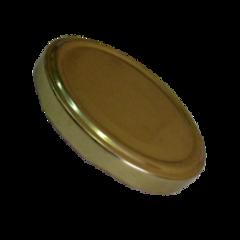 Крышка Твист золотая К III-66 лак  Елабуга