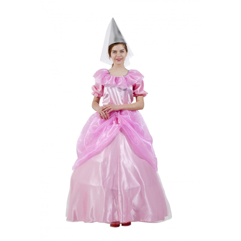 Костюм карнавальный Фея розовая