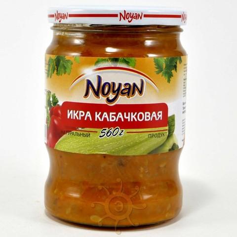 Икра кабачковая Noyan, 560г
