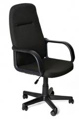 Кресло компьютерное Лидер (Leader) — черный (2603)