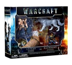 Warcraft The Movie - Battle In A Box Action Figures