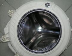 Бак в сборе с барабаном стиральной машины Candy 49029797, 49022222, 41033239, 41032767,41039048,49033385